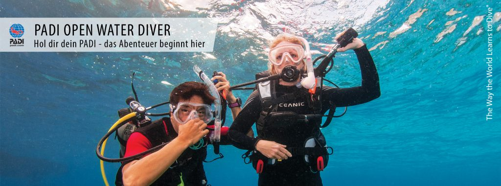 PADI Open Water Diver