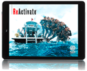 PADI Touch ReactivateTouch