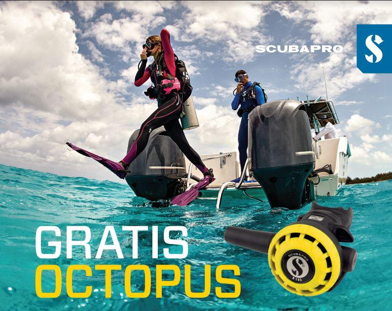 Gratis Octopus