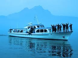 Tauchschiff Vierwaldstättersee
